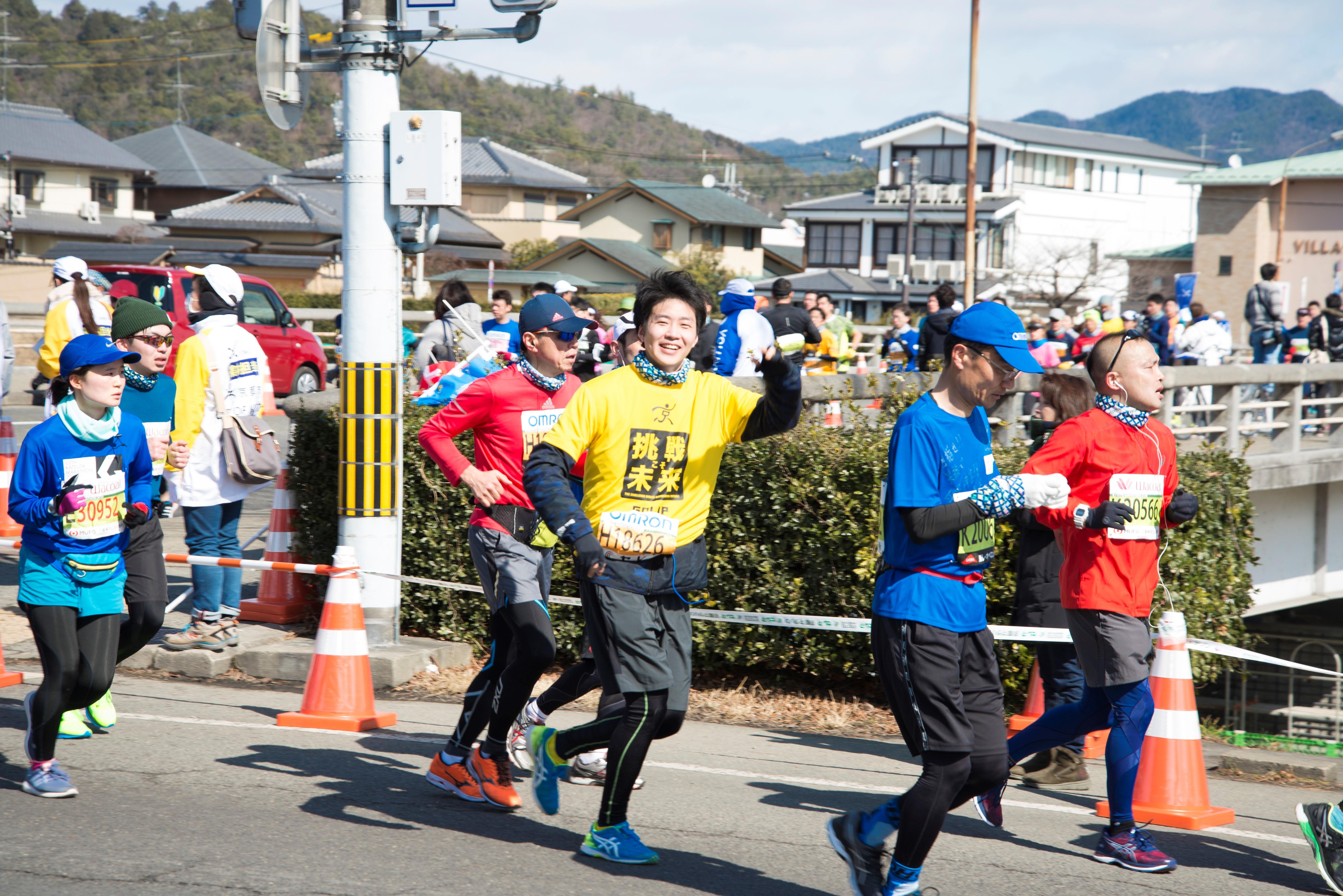 72京都マラソン_川上_北山