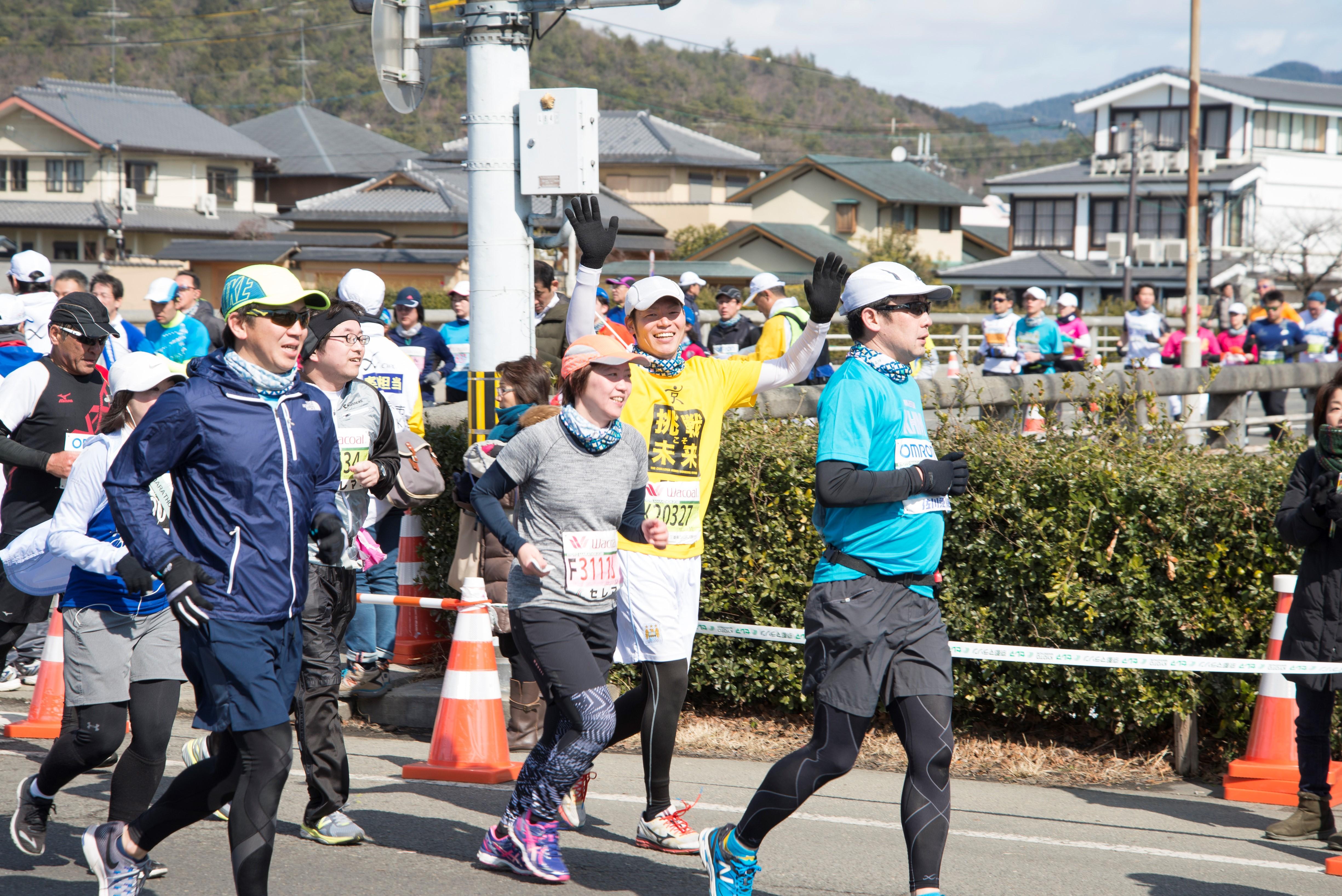 72京都マラソン_キアン_北山