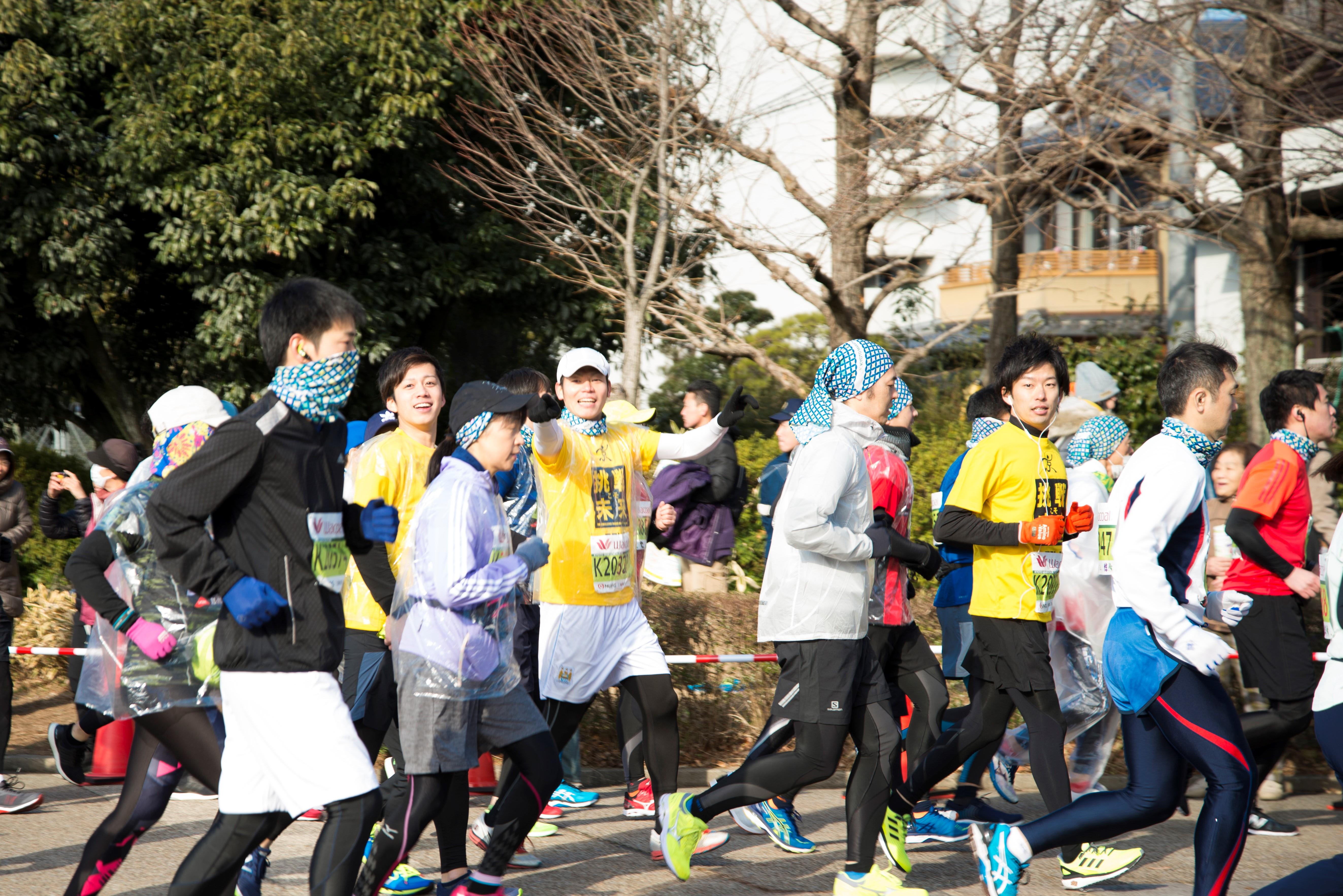72京都マラソン_スタート04